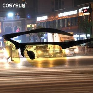 Image 4 - גברים של משקפי שמש יום לילה Photochromic מקוטב משקפי שמש לנהגים זכר בטיחות נהיגה משקפיים כל מזג אוויר משקפי שמש גברים
