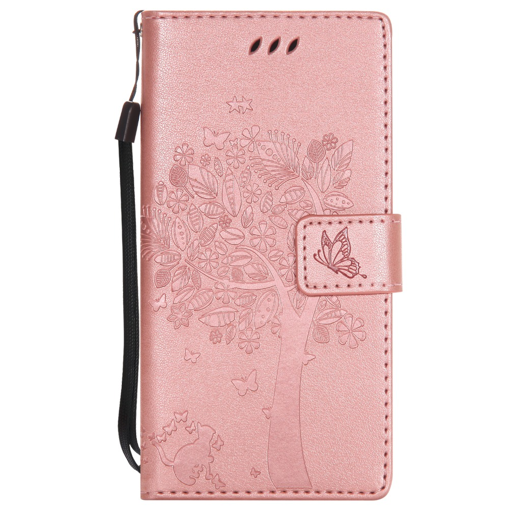 Wallet Magnet Flip Cover Leather Cases For Sony Xperia XZ F8331 Dual F8332 case For SONY ...