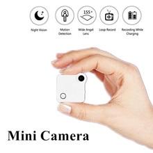 FGHGF C1 Mini Camera HD 720P IP Cam Wifi Wearable Micro Camera