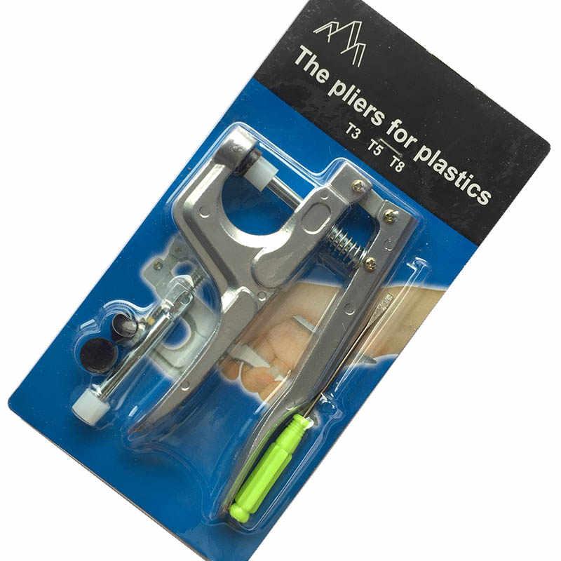 U kształt zapięcia szczypce zatrzaskowe KAM przycisk + 150 zestaw T5 żywica z tworzywa sztucznego przystawki przycisk zatrzask przycisk tkaniny prasa do szycia narzędzia