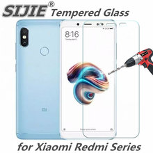 Tempered Glass For xiaomi redmi 3S 4X 6 6A note 7 display Glass For Redmi note 5 6 7 Pro NOTE 3 PRO SE 150 152 cover glass film(China)