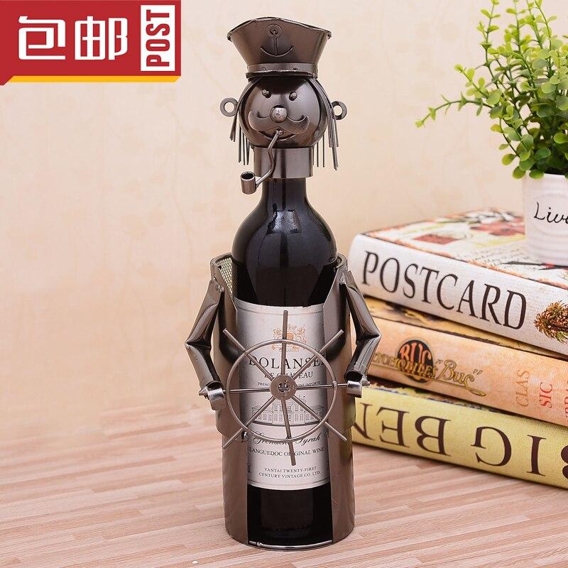 De Europese Wijn Wijn Frame Decor Decoratie Creatieve Mode Moderne Zhaocai Tv Kast Ambachten Decoratie