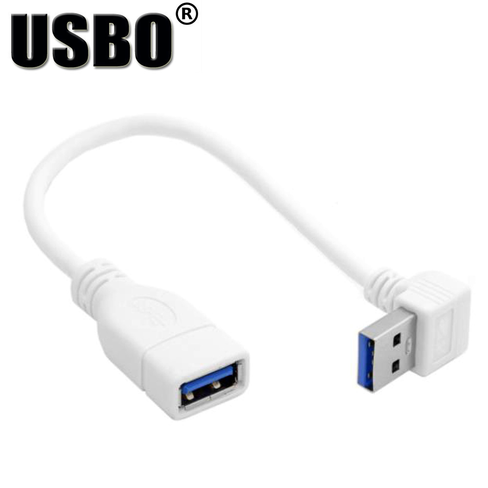 Generic Zihan USB 3.1 Type C USB-C Right Angled to USB 2.0 Cable 90 Degree Connector for Tablet /& Mobile Phone Black /& White
