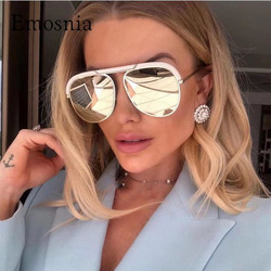 2019 Newest Pilot Elegant Ladies Cat Eye Sunglasses Women Men Luxury Brand D Designer Italy Sun Glasses For Vintage Shades