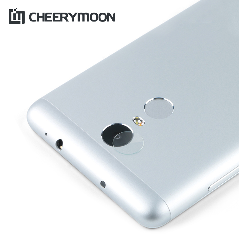 CHEERYMOON Camera Lens Film For Xiaomi Redmi Note3 Redmi Note 3 Protector HD Film 0.05mm 7.5H Phone Tempered Glass Lens Stickers