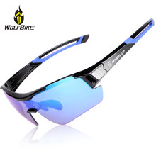 Explosion-proof PC Lens Summer Cycling Glasses Myopia Frame Bicycle MTB Bike Cycle Riding Glasses Polarized Sports Sunglasses недорого
