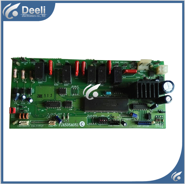 ФОТО 95% new good working for Mitsubishi air conditioning Computer board PJA505A051C control board