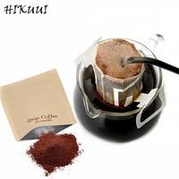 50pcs Portable Drip Coffee Filter Baskets 50pcs Coffee Bags Useful Coffee Tea Maker Useful Tools For