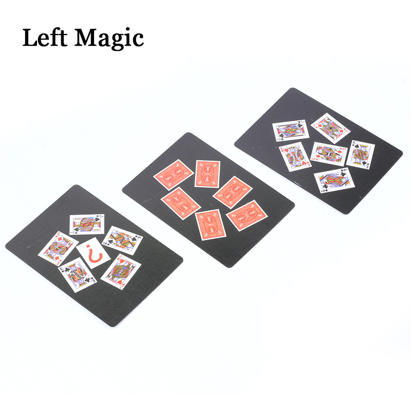 Magical Prophecy Magic Tricks Invincible Prophecy Magic Card Group Prop Stage Close Up  Accessories Comedy