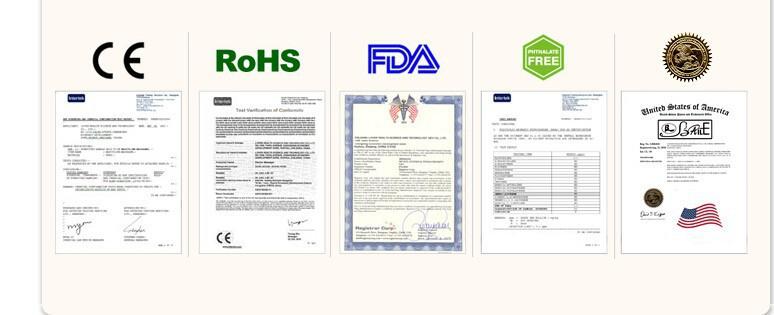 FDA,CE,ROHS