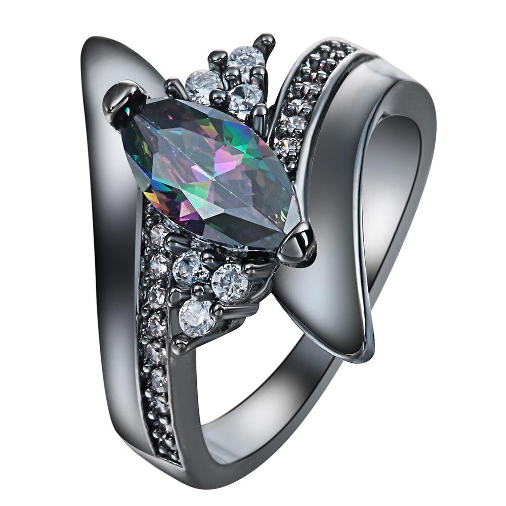 unique titanium wedding rings purple wedding rings Purple Wedding Band Elegant Rings Couple Stainless Steel Download