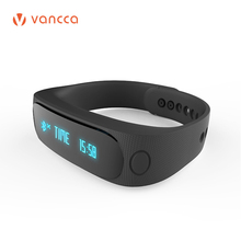 Waterproof Bluetooth Smart wrist E02 Band Sports/Sleep Monitor Call/SMS Remind Health Fitness tracker For iOS iPhone Android