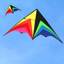Большой воздушный змей рыцарский воздушный змей уличные летающие игрушки Рипстоп нейлоновая ткань Мощный воздушный змей ветер профессиональный воздушный змей трубка хвост карман