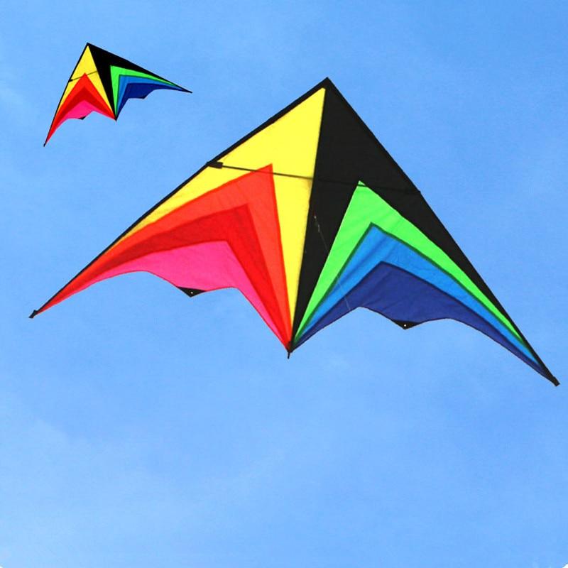 Free Shipping Large Kite Knight Kite Outdoor Flying Toys Ripstop Nylon Fabric Power Kite Wind Professional Kite Tube Tail Pocket