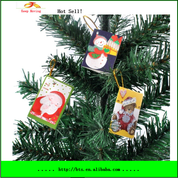 100pcslot dhl christmas tree ornaments christmas cards make a wish 100pcslot dhl christmas tree ornaments christmas cards make a wish christmas decorations mini greeting m4hsunfo