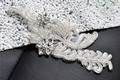 TOPQUEEN S31A Free shipping Stock DIY Formal Wedding Beading Applique Evening Dresses Trimming
