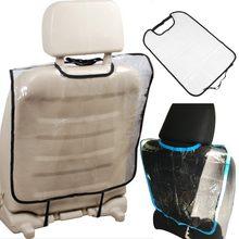 1Pcs 64*40cm Child Car Seat Back Cover Back Protection / Anti Abrasion Pad / Anti Step Dirty Mat Car Decor Supplies(China)