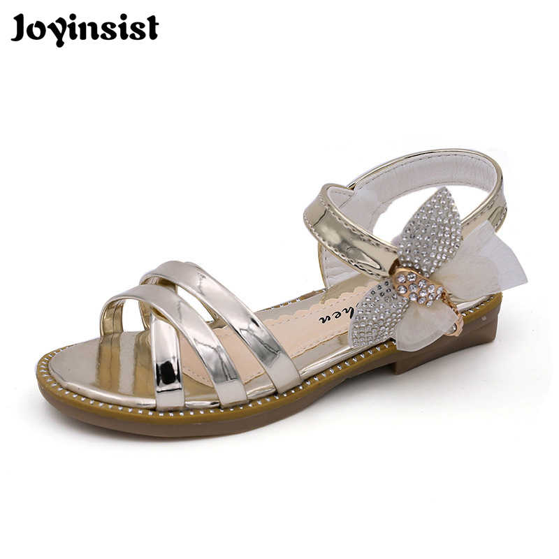 b52b57fb37b05 Detail Feedback Questions about Children s shoes summer new 2018 summer  girls sandals Korean casual princess fish shoes fashion bow students tide  on ...