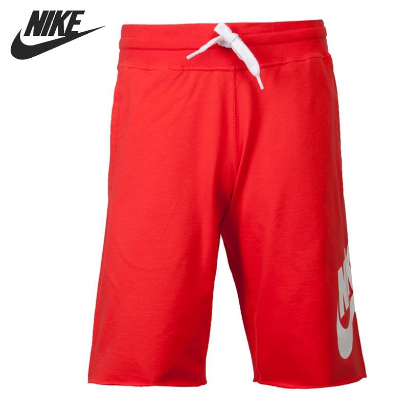 ФОТО Original New Arrival   NIKE AW77 ALUMNI  Men's Shorts Sportswear