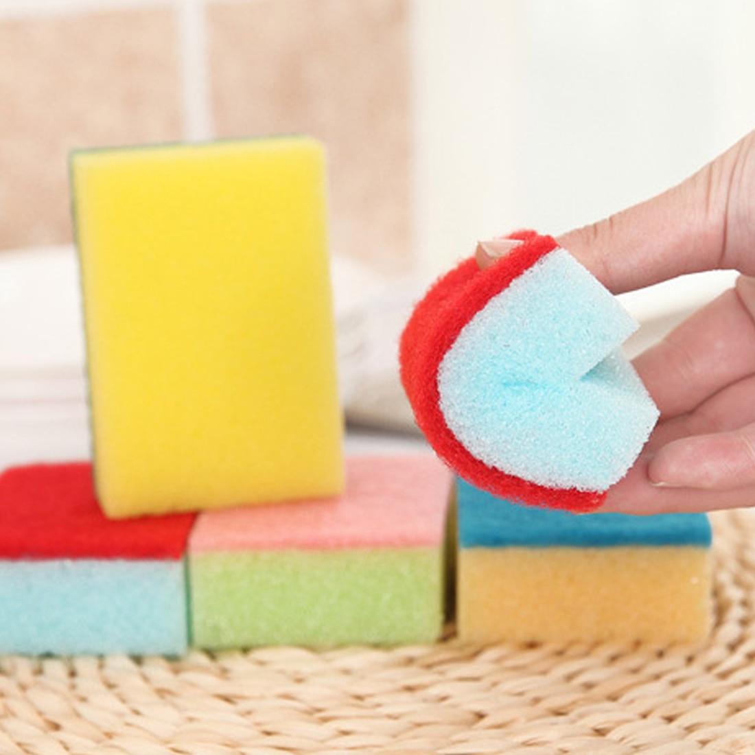 Лидер продаж нано губки magic eraser для удаления ржавчины уборка хлопка наждачной губкой Кухня поставки удаления накипи чистке руб горшок