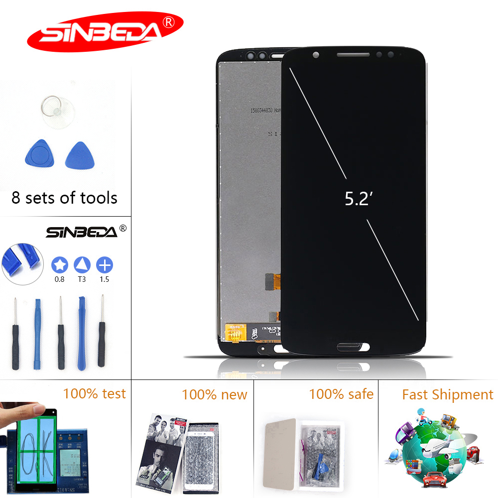 5.7 IPS Sinbeda Display For Motorola Moto G6 Display Touch Screen Digitizer For Moto G6 Display XT1925-3 Xt1925-5 *5.7 IPS Sinbeda Display For Motorola Moto G6 Display Touch Screen Digitizer For Moto G6 Display XT1925-3 Xt1925-5 *