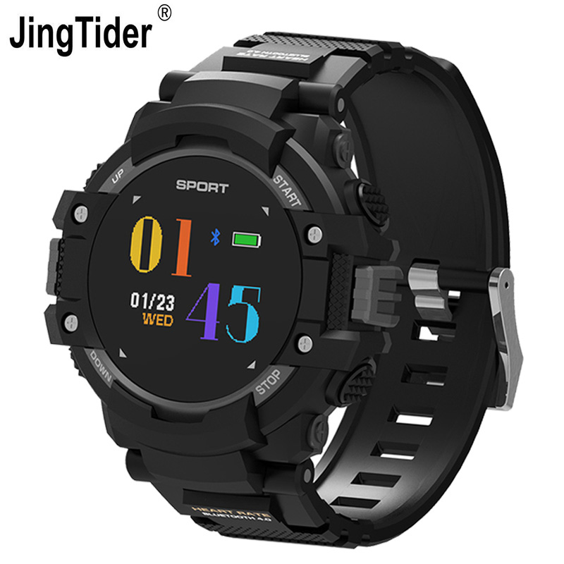 F7 Outdoor GPS Smart Watch Wearable Devices Activity Tracker Wristwatch Bluetooth Altimeter Barometer Compass IP67 Waterproof dtno i f5 gps smart watch wearable devices activity tracker bluetooth 4 2 altimeter barometer thermometer gps sport watch