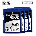 Suntrsi Nueva Tarjeta SD de Alta Velocidad Tarjeta de Memoria de 64 GB 32 GB TF Tarjeta de 16 GB 8 GB Tarjeta de Memoria Flash Carmera Envío Gratis