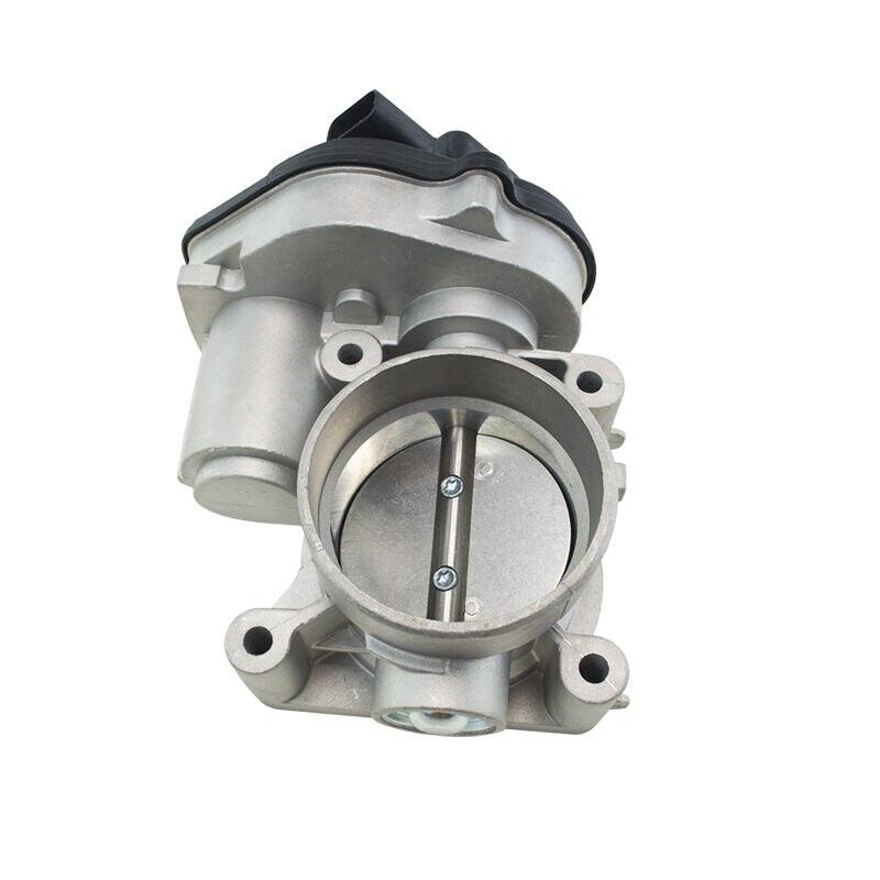 60mm 1556736 VP4M5U9E927DC 4M5GFA convient pour Ford Fiesta ST Fusion Mondeo 2.3 2.5L 2009 à 2012 corps de papillon électronique agrandi