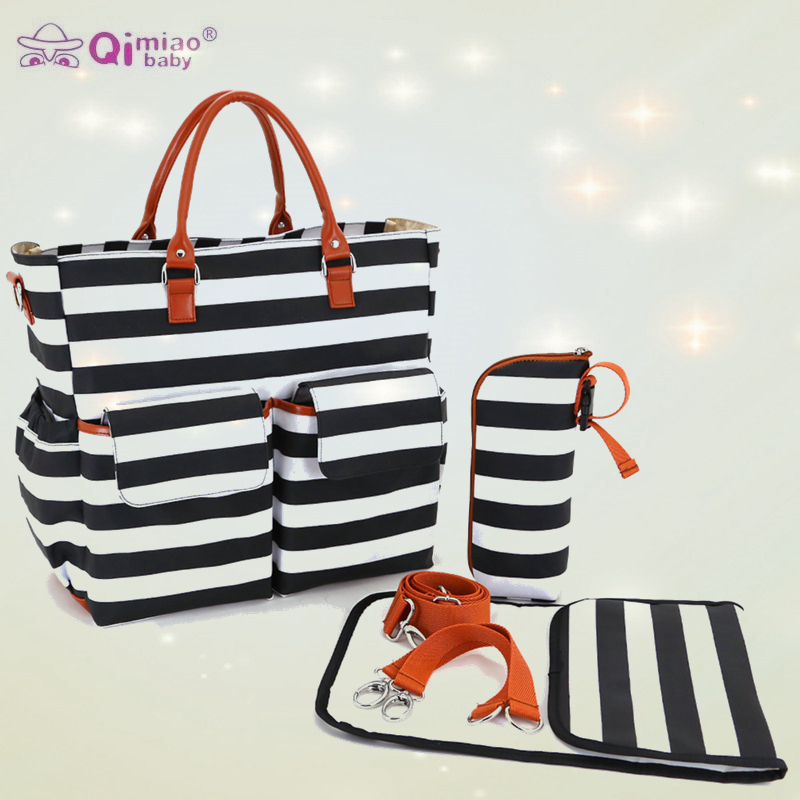 Canvas travel changing Diaper tote Bag fashion mummy maternity nappy bag Messenger Organizer baby bags for mom mother handbag fashion cute panda baby mummy diaper nappy bags keep fresh lunch breast milk bag thermal portable travel picnic hobos baby care