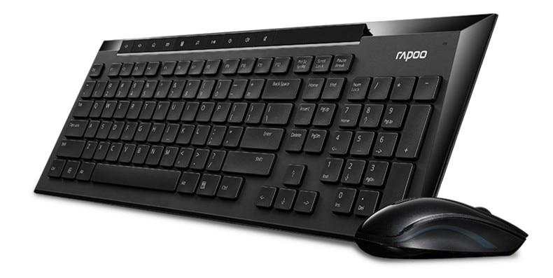 Rapoo 8200P Multimedia Wireless Keyboard Mouse Combo Rapoo 8200P Multimedia Wireless Keyboard Mouse Combo HTB1lkg7OFXXXXaDaXXXq6xXFXXXH