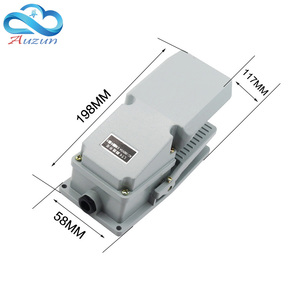 Image 4 - Interruptor de pé lt 4, acessórios de máquina de interruptor de pedal ac 380 v 10a