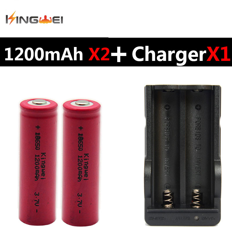 4pcs 9900mAh Powerful 18650 Batteries 3.7v Li-ion Rechargeable Battery+2x Chargers