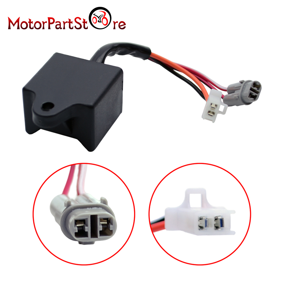 hight resolution of wireloom wire loom harness ignition cdi control unit coil fit yamaha pw50 py50 bike 20 in motorbike ingition from automobiles motorcycles on
