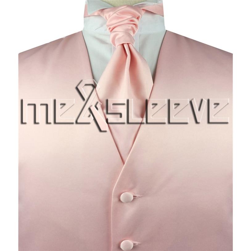 New arrival free shipping wedding man's waistcoat (vest+cravat+cufflinks+handkerchief)