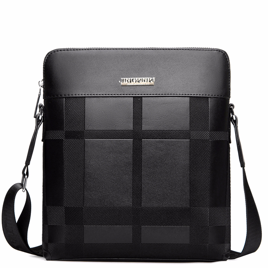 a6a036514b 2018 Νέα Δερμάτινη τσάντα Ανδρική τσάντα Ανδρική τσάντα ώμου Ανδρική ...