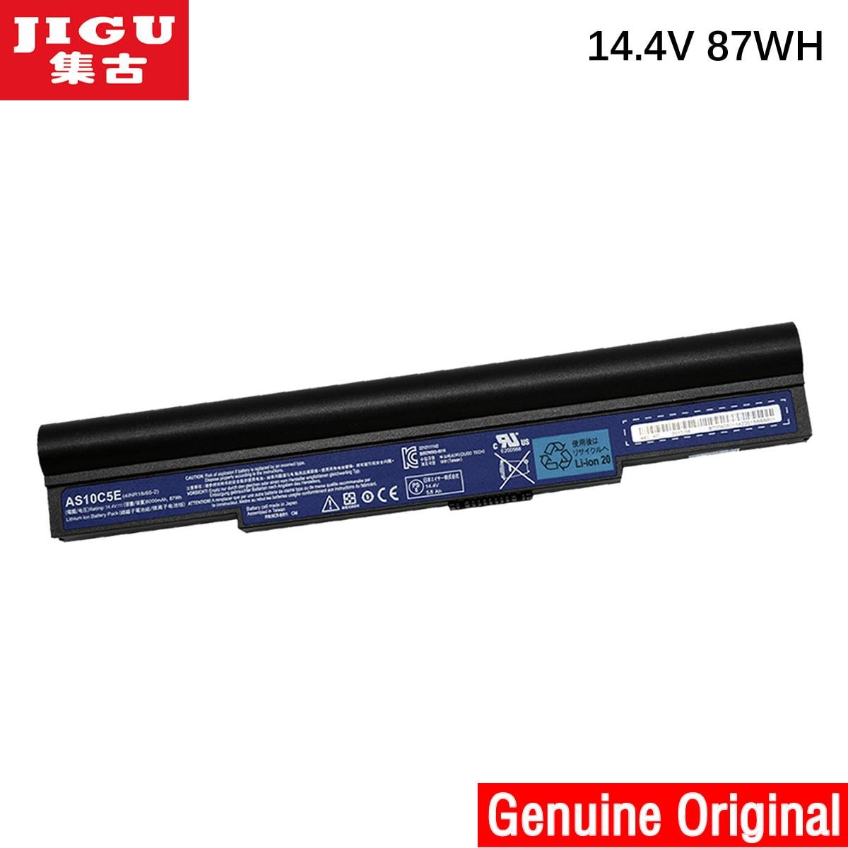 fd0c205c192f JIGU AS10C5E AS10C7E batería Original del ordenador portátil Aspire 5943G  5951 5951G 8943G 8950G 8951 8951G 5943G 8943G 8950
