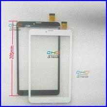 """205*120mm Nueva 8 """"Pantalla Táctil JZ zj-80038a Tablet Digitalizador Del Sensor de Reemplazo de Cristal Del Panel Envío Gratis"""
