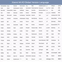 Global Version Xiaomi Mi A3