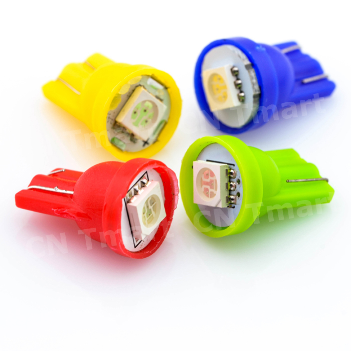 Wholesale <font><b>100x</b></font> white <font><b>T10</b></font> 194 168 192 W5W 5050 1 smd 1led 1smd super bright Auto <font><b>led</b></font> car <font><b>led</b></font> lighting/<font><b>t10</b></font> wedge <font><b>led</b></font> auto lamp image