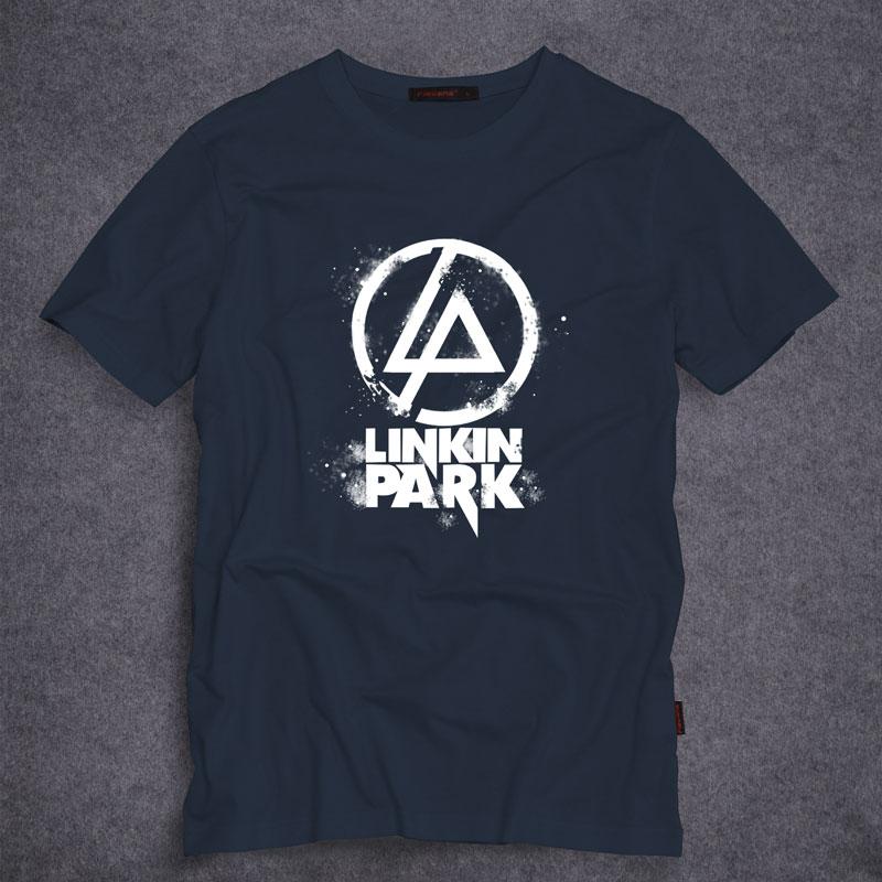 Fashion high quality printing t shirts linkin linkin for High quality printed t shirts
