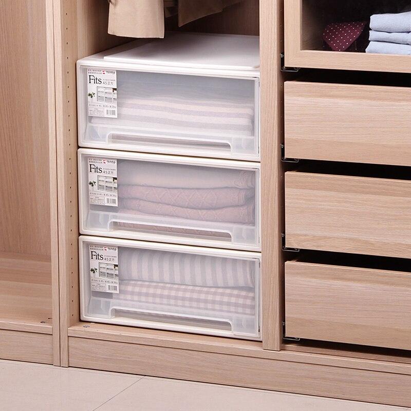 meuble de rangement tiroir plastique