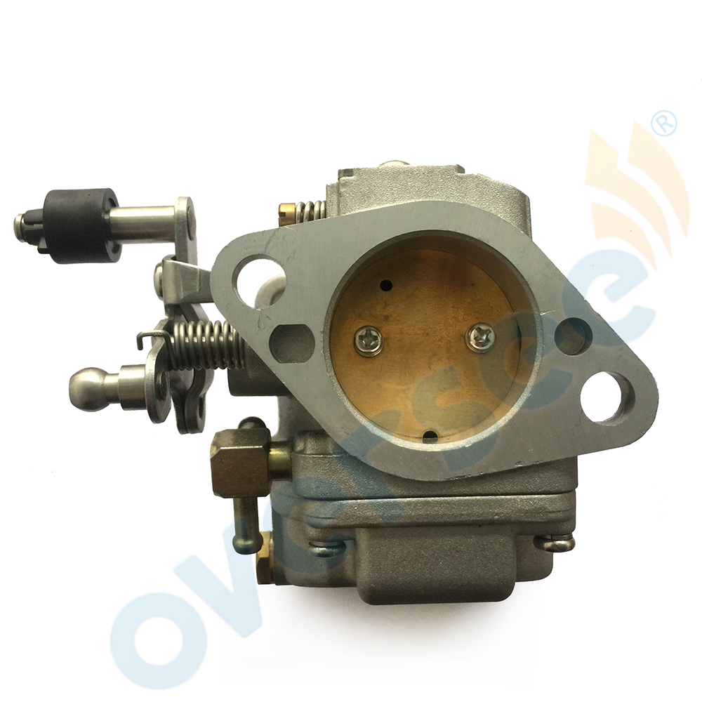 821854T5 Center Carburetor For Mercury Mercruiser Outboard Engine 55HP 60HP 2 stroke 3 Cylinder Model 821854A 5 stator for hs500 hisun500 model carburetor model
