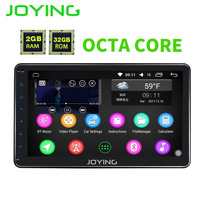 JOYING 2GB RAM Single 1din 10 Inch 8 Core Android 6 0 Car FM Radio Stereo