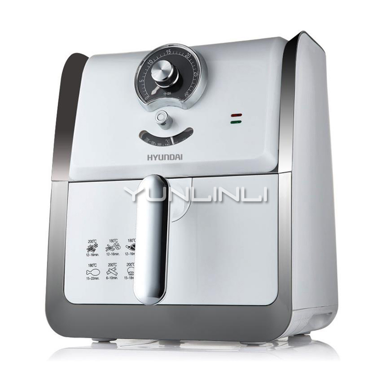 Air Fryer Household Oil-free Electric Fryer Mini French Fries/Fryed Chicken Cooker LF-8716-A 1400w 2 8l fryer air oven electric scamper oven household fryer grill grease free cooker smokeless hot air fryer eu plug
