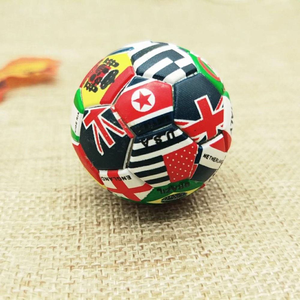 Soccer Dolls Friendship Symbol National Flag Collection with Keychain Sports Activities Souvenir for All Football Figure Toys