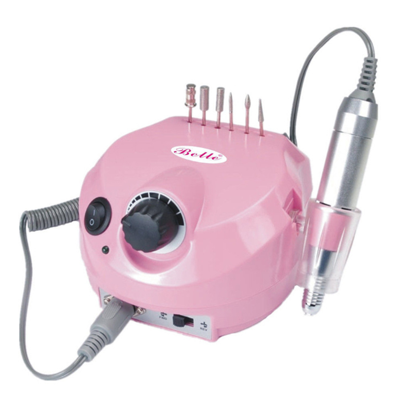 New 35000 RPM Electric Nail Art Drill Machine Manicure Drills Accessory Acrylic Nail Drill File Bits Pedicure Kit Nail ToolsNew 35000 RPM Electric Nail Art Drill Machine Manicure Drills Accessory Acrylic Nail Drill File Bits Pedicure Kit Nail Tools
