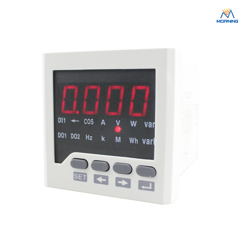 D61 AC to DC 80v to 270v  digital multi-function meters of high quality t482l to 220 80v 11a