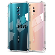 For OPPO Reno Case Heavy Duty Drop-proof Armor Soft TPU Case For OPPO