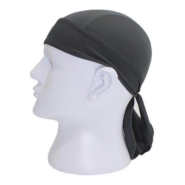 HEROBIKER Motorcycle Face Mask Men Quick Dry Summer Motorcycle Skull Caps Helmet Balaclava Headwrap Bandana Face Shield Headband 3
