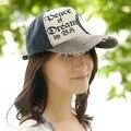 Fashion girl baseball cap cute girls hat summer beach cool caps lady leisure hats 4color 1pcs